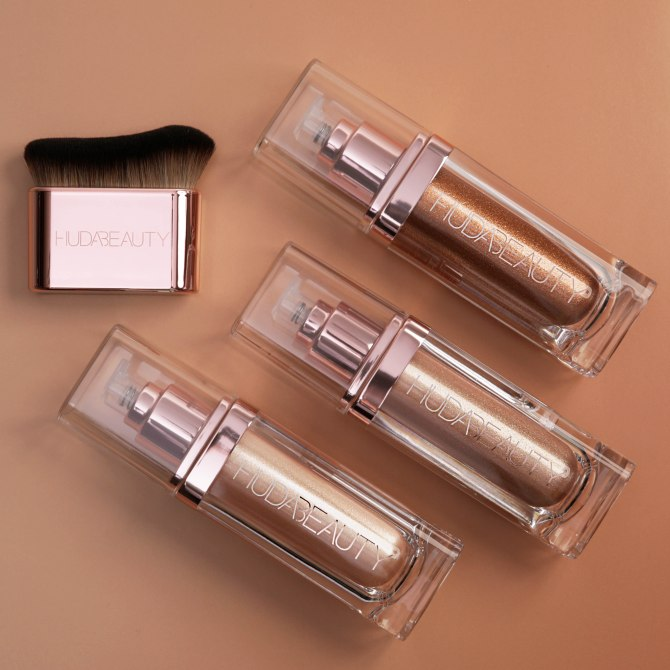 huda beauty nymph Huda Beauty's First Body Product Was Inspired by Beyoncé