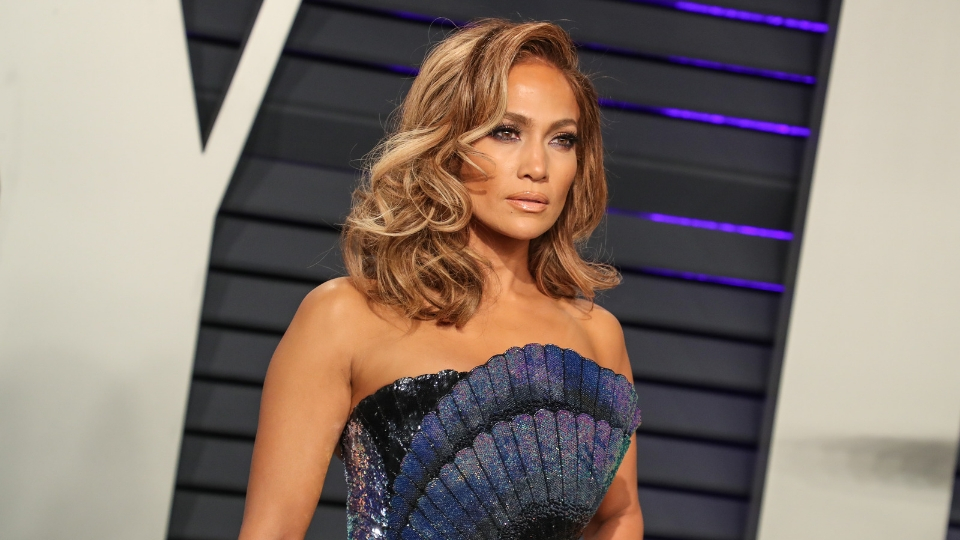 J.Lo's Hair Just Look Animal Prints to the Next Level