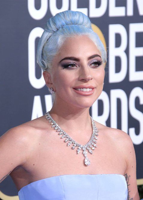 lady gaga blue hair Its Finally Time to Retire This Predictably Boring Summer Hair Trend