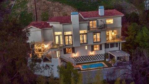 Lucy Hale's Los Angeles Mansion Is Officially on the Market, and You Need to See It | StyleCaster