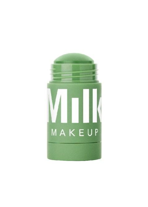 milk makeup cannabis face mask