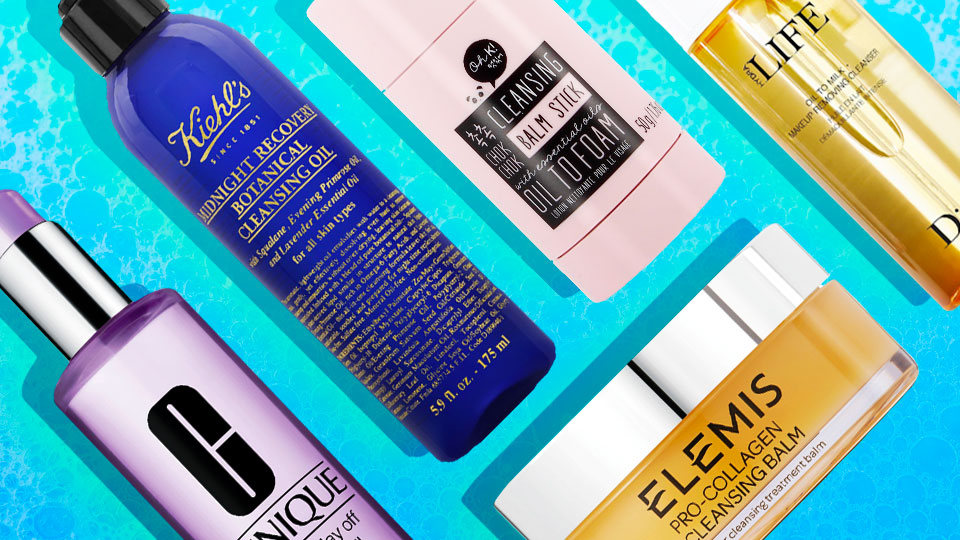 Makeup Removers Made With Oil For Heavy