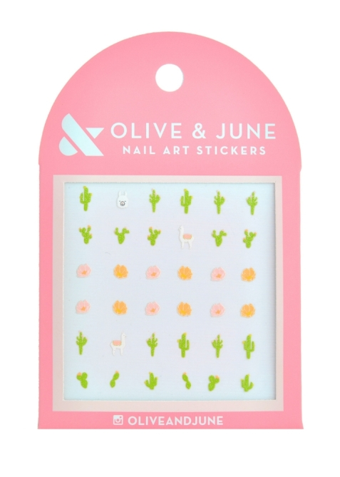 olive and june nail sticker set