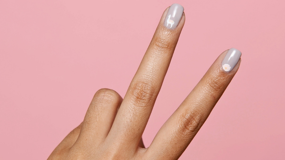 These New Desert-Themed Mani Stickers Make Nail Art So Easy