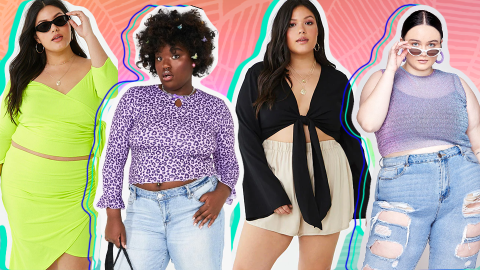 Plus-Size Festival Fashion to Shop Right the Eff Now | StyleCaster