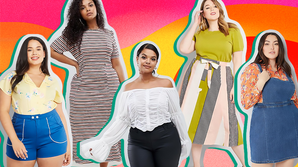 Literally Just All the Best Plus-Size Clothing to Score at Seasonal Sales Right Now