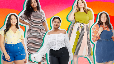 Literally Just All the Best Plus-Size Clothing to Score at Seasonal Sales Right Now | StyleCaster