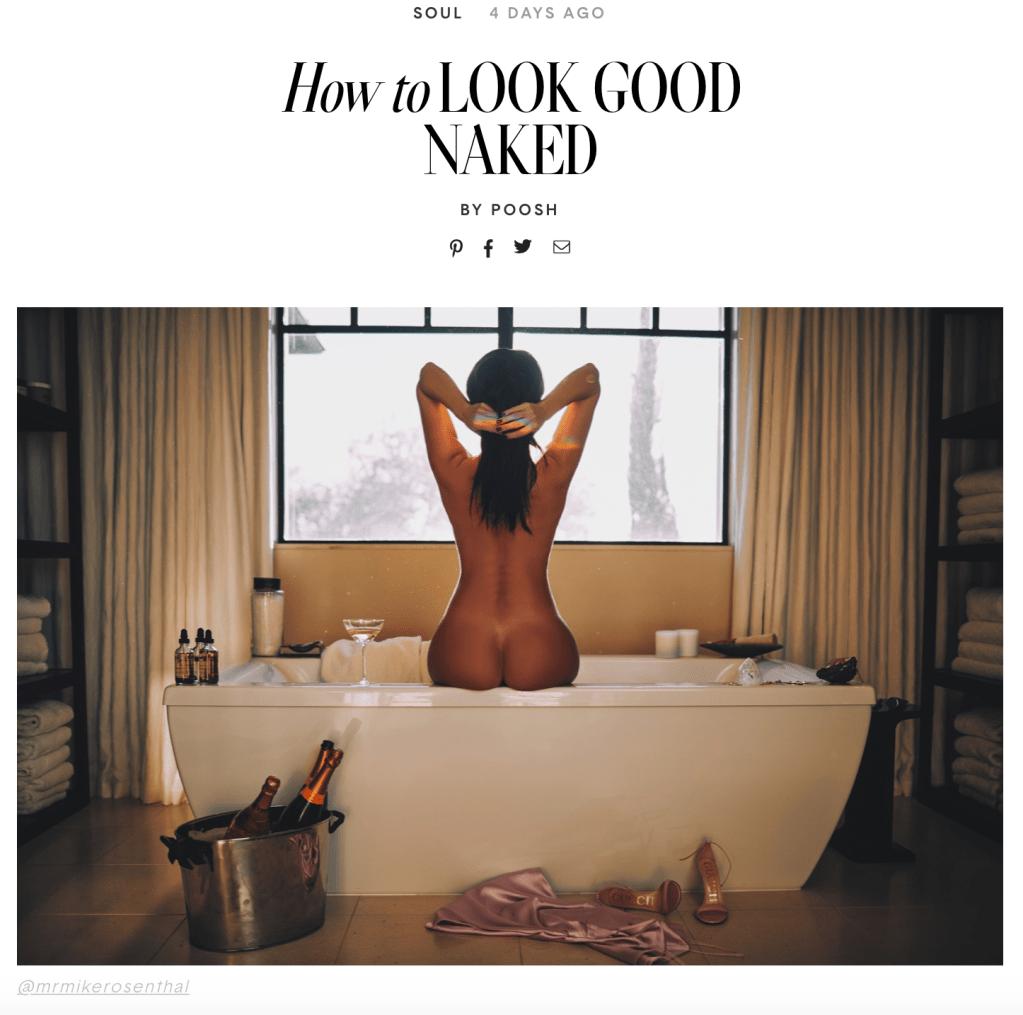 poosh look good naked kardashian Kourtney Kardashian & Scott Disick Had a Plan to Get Back Together When She Turns 40