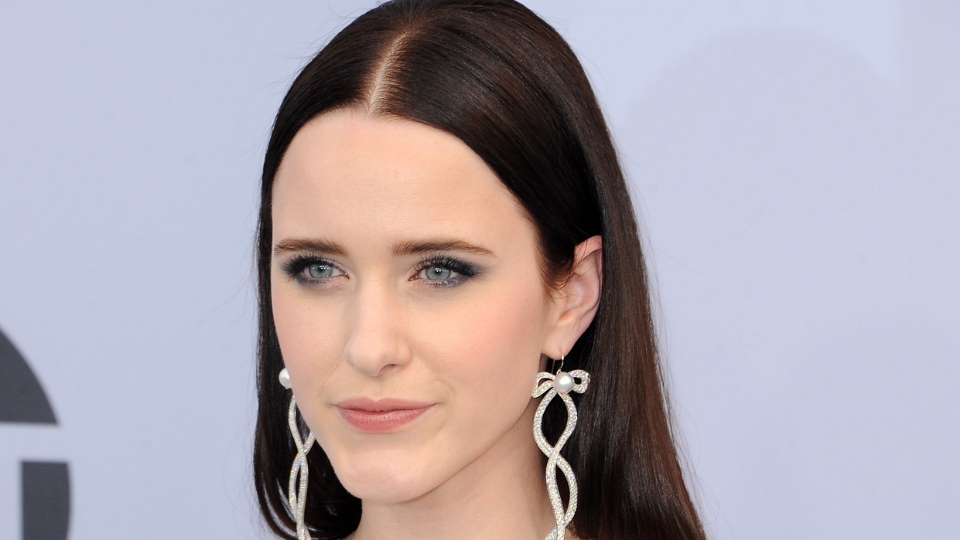 Rachel Brosnahan Looks Nothing Like Midge Maisel With Blonde Hair