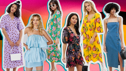 64 Spring Dresses to Snag While They're Still on Sale | StyleCaster