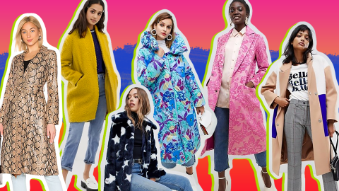 There Are So Many Spring Coats on Sale You Could Restock Your Entire Outerwear Selection | StyleCaster