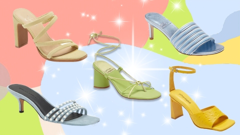 43 Pairs of Spring Heels You Can Wear with Practically Anything | StyleCaster