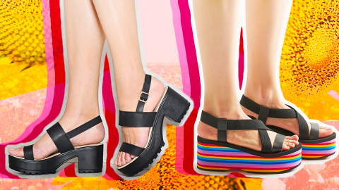 Consider This Your Excuse to Buy All the Spring Sandals Your Heart Desires   StyleCaster