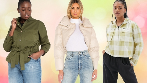 21 Spring Coats That Are Equal Parts Stylish & Weather-Appropriate   StyleCaster