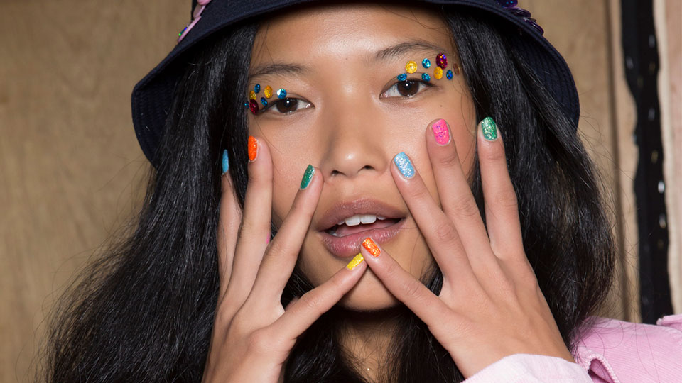Plot Twist: This Summer's Nail Trends Are All Over the Place
