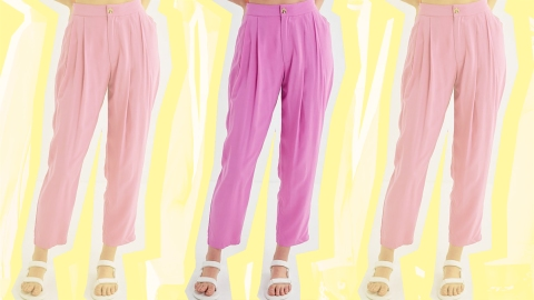 These $64 Hot Pink Urban Outfitters Pants Are What Spring/Summer Dreams Are Made of   StyleCaster