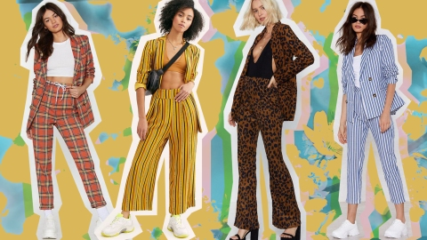 Power Suits That Are Fit for Spring, Summer and Hot AF Weather in General | StyleCaster