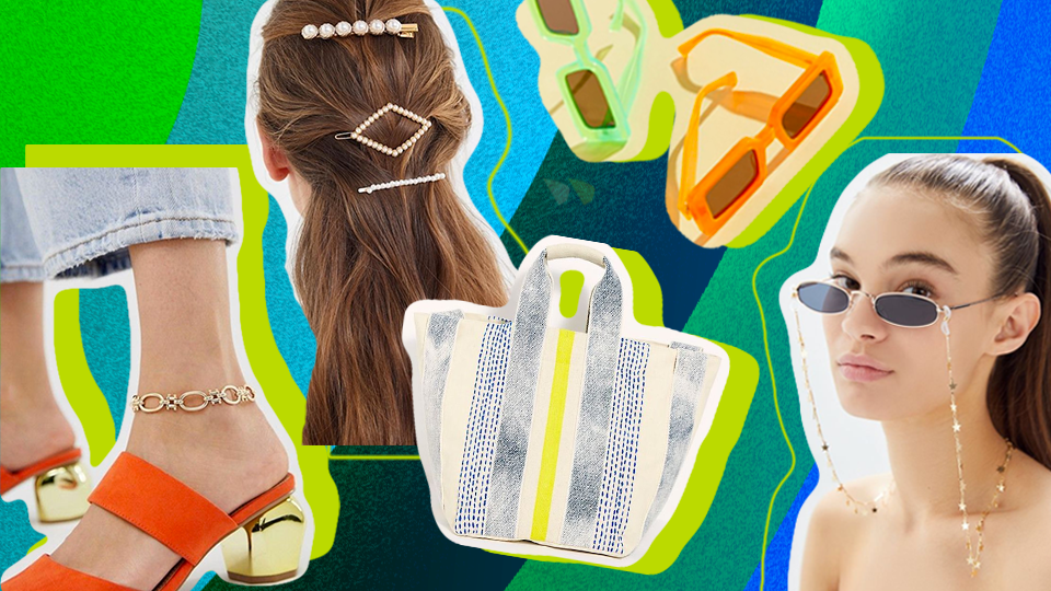 The 5 Summer 2019 Accessories Trends You'll Be Seeing Everywhere—and Ways to Shop Them All