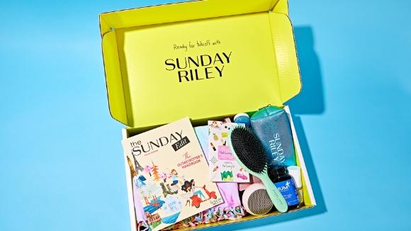 sunday riley travel box