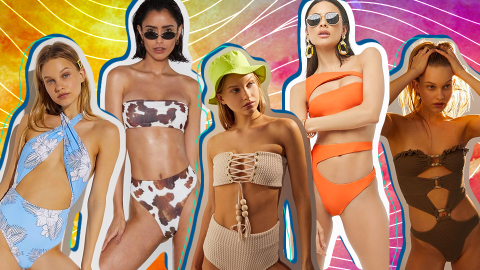 31 Swimsuits That Could Totally Double as Festival Tops | StyleCaster