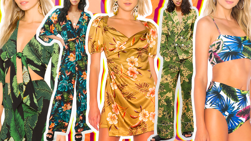 53 Tropical Print Pieces to Shop While You Dream of Beachier Days