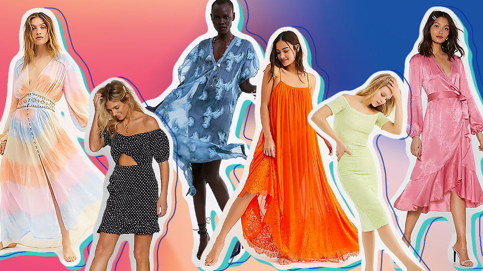 101 Summer Dresses So Cute You'll Be Tempted to Wear Them Every Day