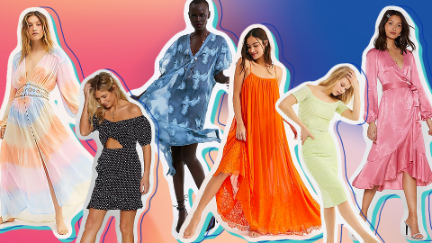 101 Summer Dresses So Cute You'll Be Tempted to Wear Them Every Day | StyleCaster