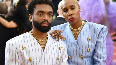 The Back of Lena Waithe's Met Gala Suit Has a Message For Us | StyleCaster