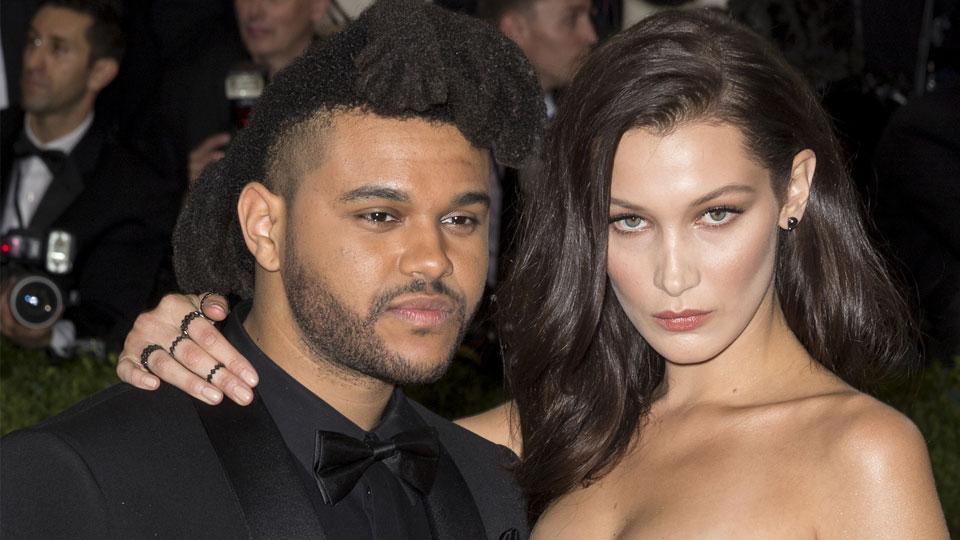 The Weeknd & Bella Hadid