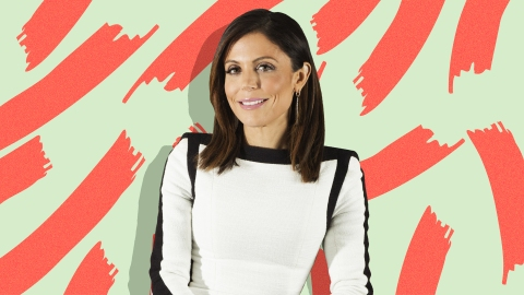 Bethenny Frankel Thinks We're All Wearing Too Much Makeup | StyleCaster