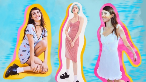 OMG, Betsey Johnson Just Recreated Her 1997 Runway Looks for Urban Outfitters | StyleCaster