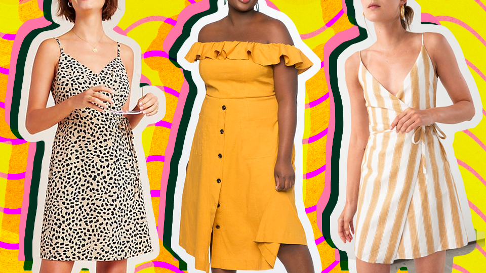 45 Dresses to Wear to Your Birthday Party, Because You Deserve to Be the Hottest One There