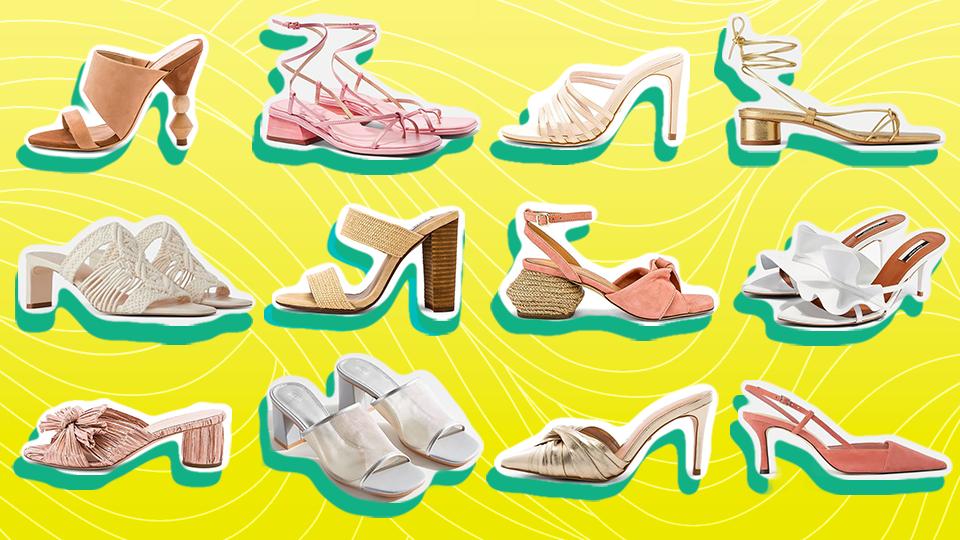 casual bridesmaid shoes