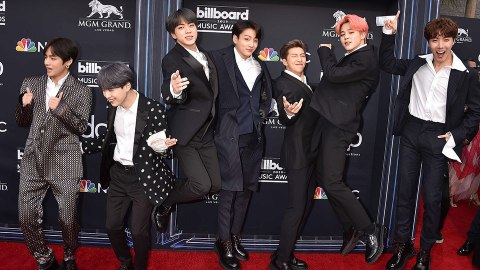 BTS' J-Hope Showed Up To The Airport Showing Some Skin Like It Was NBD | StyleCaster