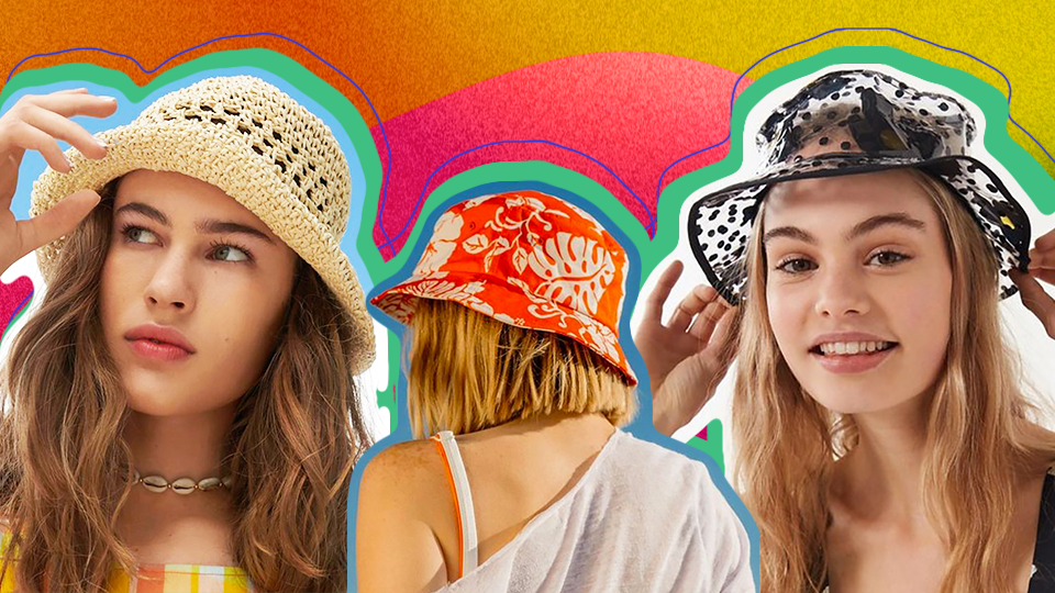 This Is the Bucket Hat's World, and We're All Just Living in It