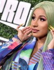 Cardi B & Kulture Wore Matching Birthday Party Outfits And The Photos Are Precious...