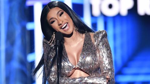 Cardi B's Nude Wardrobe Malfunction Reaction Is Beyond Iconic   StyleCaster