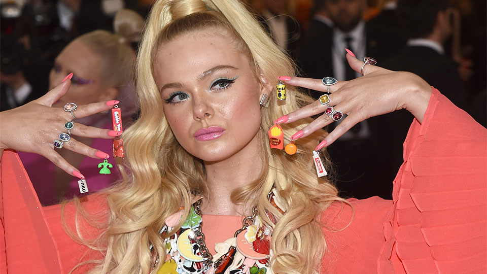 Next-Level Celebrity Nail Looks That'll Take You Out of a Basic Rut