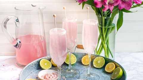 17 Big-Batch Margarita Recipes So Good You'll Be Tempted to Make 'Em Tonight | StyleCaster