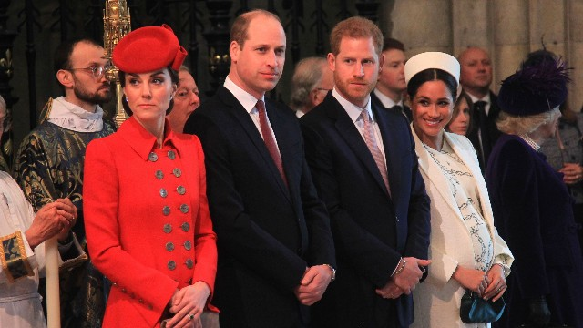 charity split embed 2 Why the Divorce Between Prince William, Prince Harry, & Their Royal Houses Is Final