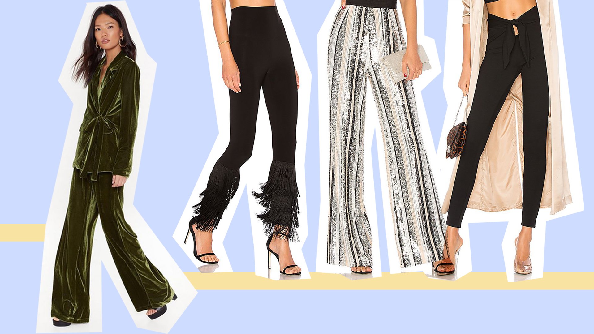 Can We Collectively Decide to Make Date Night Pants a Thing?