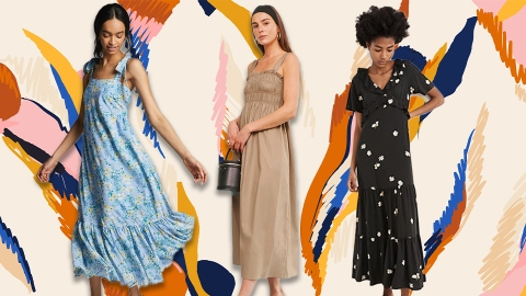 11 Petite Summer Maxi Dresses, Because We're Tired Of Getting Everything Hemmed | StyleCaster