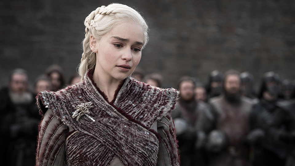 Plot Twist! Daenerys Might Be Pregnant In the 'Game Of Thrones' Series Finale | StyleCaster