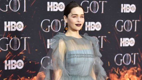 Emilia Clarke Has Something To Say About The Upcoming 'Game of Thrones' Spinoffs | StyleCaster