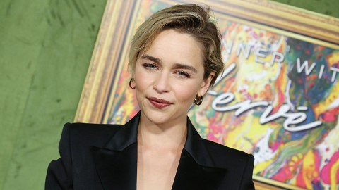 "Emilia Clarke Said ""No"" to 'Fifty Shades Of Grey' For 1 Reason 