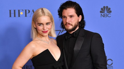 Kit Harington & Emilia Clarke's 'Game Of Thrones' Finale Reactions Will Make You Cry | StyleCaster