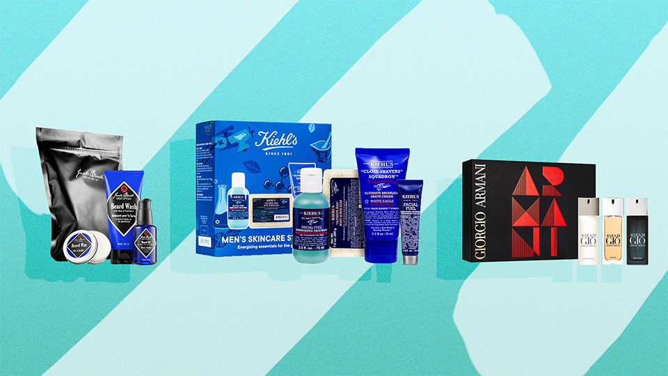 The Grooming Gifts Least Likely to Gather Dust in the Bathroom After Father's Day