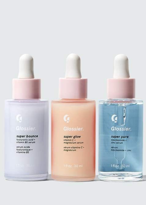 glossier superpack