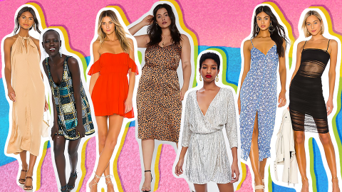 57 Going-Out Dresses That Were Basically Made for Summer | StyleCaster
