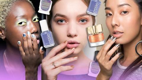 Summer Hasn't Officially Begun Until You've Worn Iridescent Nail Polish | StyleCaster